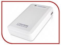 Аккумулятор Yoobao Power Bank YB-655 11000mAh White