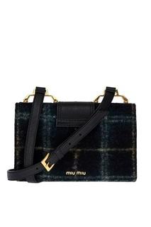 Текстильная сумка Miu Miu