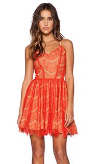 Кружевное платье june - Greylin