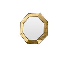 Зеркало королевское золото (bountyhome) золотой 65.0x65.0x5.0 см.