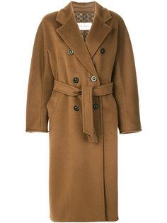 пальто-тренч со шнурком  Max Mara