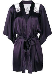 6179cc6b927e7 Женские халаты шелковые – купить халат в интернет-магазине   Snik.co