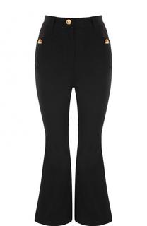 Укороченные расклешенные брюки Dolce & Gabbana