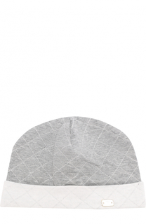Хлопковая шапка с отворотом Tartine Et Chocolat
