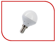 Лампочка Космос Экономик LED GL45 5.5W 220V E14 4500K LkecLED5.5wGL45E1445