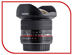Объектив Samyang Canon MF 12 mm f/2.8 Fisheye