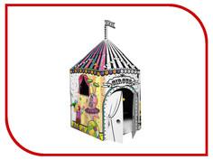 Игрушка для активного отдыха Домик Картонный папа Цирк 10589