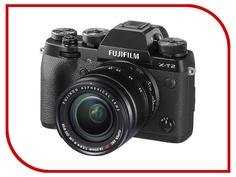 Фотоаппарат Fujifilm X-T2 Kit 18-55 mm F/2.8-4 R LM OIS
