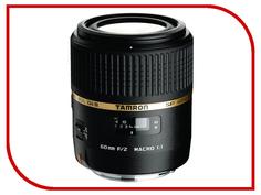 Объектив Tamron SP AF 60mm f/2.0 Di II LD Macro Nikon F