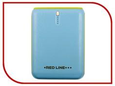 Аккумулятор Red Line V10 Power Bank 8000mAh Blue