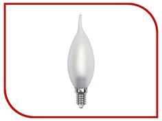 Лампочка Uniel LED-CW35-6W/WW/E14/FR PLS02WH
