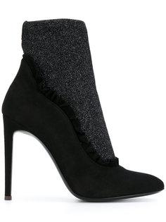ботинки с оборками Giuseppe Zanotti Design