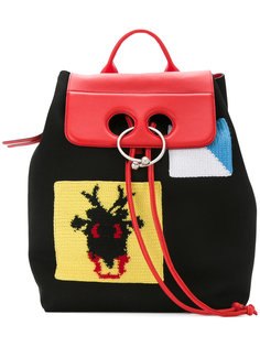 patch pierce backpack J.W.Anderson