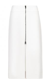 Юбка-карандаш с декоративной молнией Tom Ford