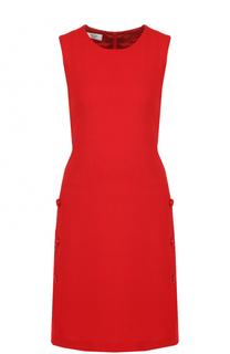 Приталенное платье-миди без рукавов Weill