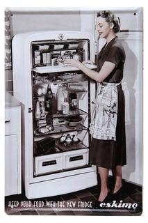 "Постер ""Холодильник"" MAGIC HOME"