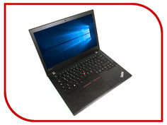 Ноутбук Lenovo ThinkPad T470 20HD005RRT (Intel Core i7-7500U 2.7 GHz/8192Mb/1000Gb/Intel HD Graphics 620/Wi-Fi/Bluetooth/Cam/14.0/1920x1080/Windows 10 64-bit)