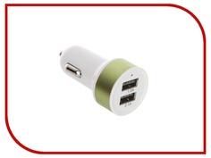 Зарядное устройство Luazon HQ 2xUSB 1A 12/24V 1163448