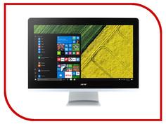 Моноблок Acer Z22-780 Black DQ.B82ER.005 (Intel Core i5-7400T 2.4 GHz/4096Mb/1000Gb/DVD-RW/Intel HD Graphics/Wi-Fi/Bluetooth/Cam/21.5/1920x1080/Windows 10)
