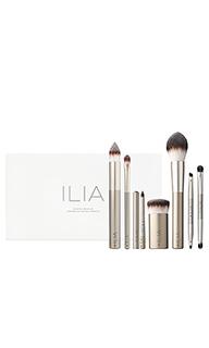 Набор кистей для макияжа essential - Ilia