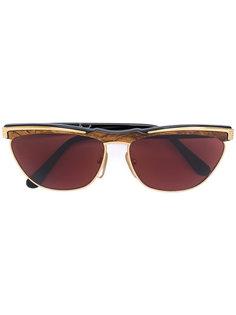 """солнцезащитные очки  с оправой """"вайфареры"""" Emanuel Ungaro Vintage"""