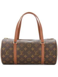 сумка с монограммным принтом Louis Vuitton Vintage
