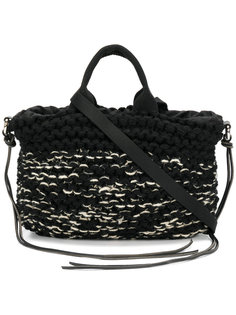 knitted tote  Muun