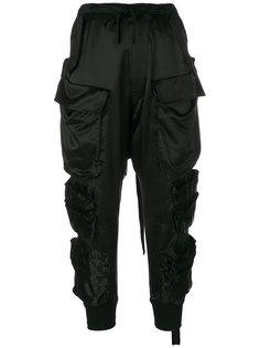 спортивные брюки с карманами Unravel Project