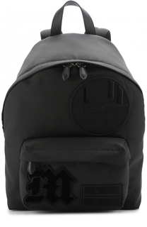 Текстильный рюкзак с нашивками Givenchy