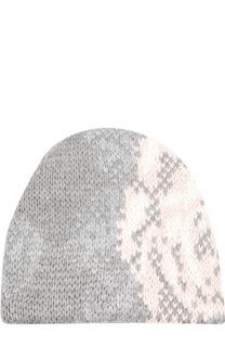Вязаная шапка из шерсти Tak.Ori