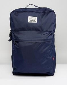 Темно-синий рюкзак Levis - Темно-синий