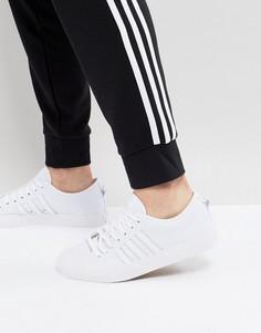 Белые кроссовки adidas Originals Nizza Lo BZ0496 - Белый