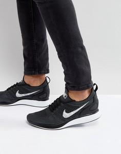 Черные кроссовки Nike Fast Pack Air Zoom Mariah Flyknit Racer 918264-001 - Черный