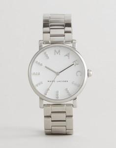 Серебристые наручные часы Marc Jacobs MJ3566 Roxy - Серебряный