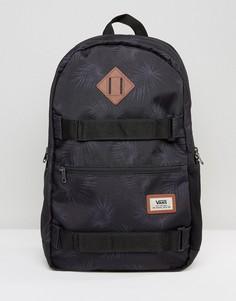 Рюкзак с принтом пальм Vans Authentic III Skate - Черный