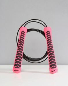 Скакалка с розовыми ручками Nike - Мульти