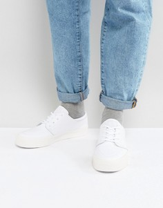 Мужские белые кроссовки Nike SB Zoom Janoski Elite HT 918303-111 - Белый