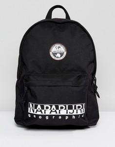Черный рюкзак Napapijri - Черный