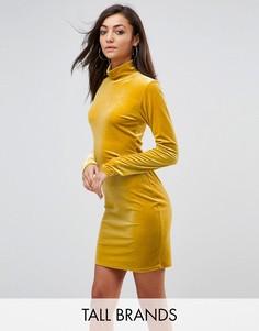 Купить длинное платье Glamorous Tall в Перми в интернет-магазине | Snik.co