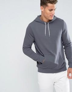 Худи серого цвета New Look - Серый