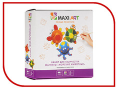 Набор Maxi Art Магниты Морские животные МА-0516-01