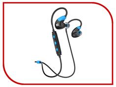 Гарнитура MEE audio X7 Bluetooth In-Ear Sport Blue