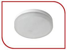 Лампочка Ecola LED 8W GX53 Tablet 220V 2800K матовое стекло T5MW80ELC