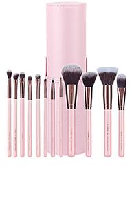 Набор кистей для макияжа rose gold - Luxie