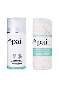 Увлажняющее очищающее средство camellia and rose - Pai Skincare