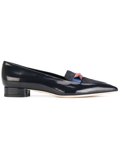 contrast panel loafers Paul Smith