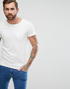 Футболка с карманом Lee Jeans - Белый