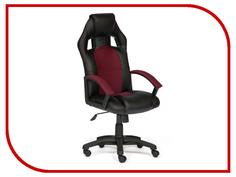 Компьютерное кресло TetChair Driver Black-Bordo 36-6/13