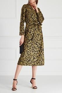 Платье с запахом Viktoria Irbaieva