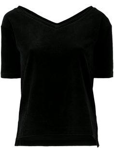 бархатная футболка  Estnation